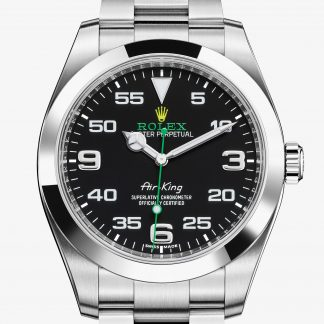 rolex Air-King Oyster 40 mm acciaio Oystersteel 116900