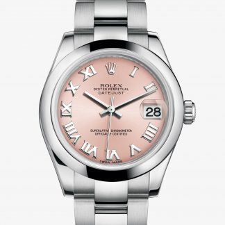 rolex Datejust Oyster 31 mm acciaio Oystersteel 178240