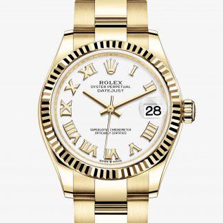 rolex Datejust Oyster 31 mm oro giallo 278278