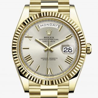 rolex Day-Date Oyster 40 mm oro giallo 228238