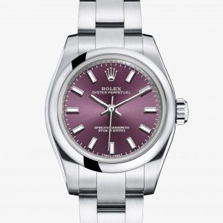 rolex Oyster Perpetual Oyster 26 mm acciaio Oystersteel 176200