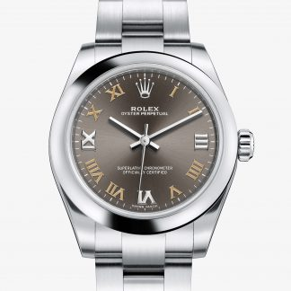 rolex Oyster Perpetual Oyster 31 mm acciaio Oystersteel 177200