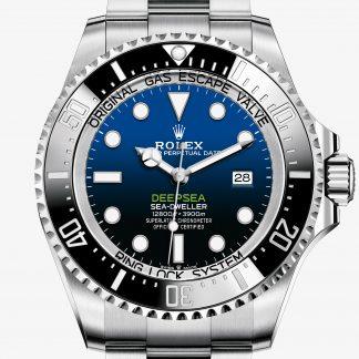 rolex Rolex Deepsea Oyster 44 mm acciaio Oystersteel 126660
