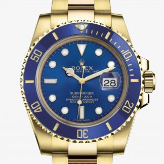 rolex Submariner Oyster 40 mm oro giallo 116618LB