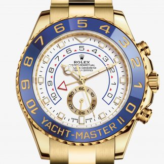 rolex Yacht-Master II Oyster 44 mm oro giallo 116688