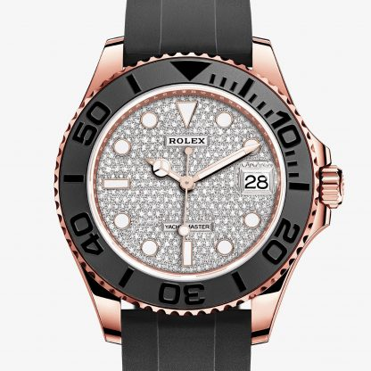 rolex Yacht-Master Oyster 37 mm oro Everose 268655