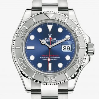 rolex Yacht-Master Oyster 40 mm acciaio Oystersteel e platino 116622
