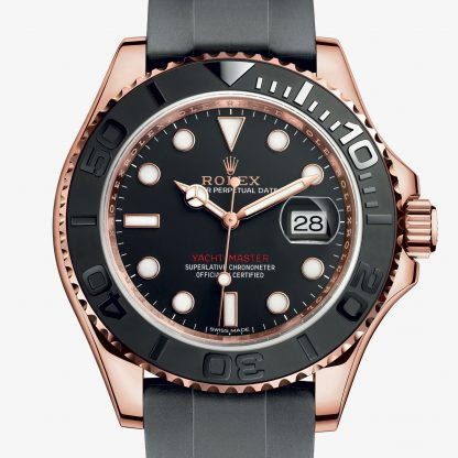 rolex Yacht-Master Oyster 40 mm oro Everose 116655